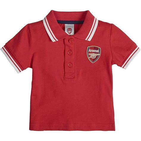 Tshirt Arsenal 2 arsenal baby 2pk polo shirt and t shirt baby