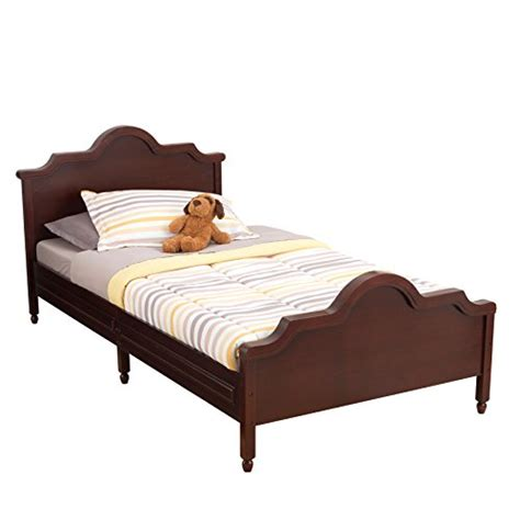 kidkraft twin bed kidkraft raleigh twin bed espresso 86947 new ebay