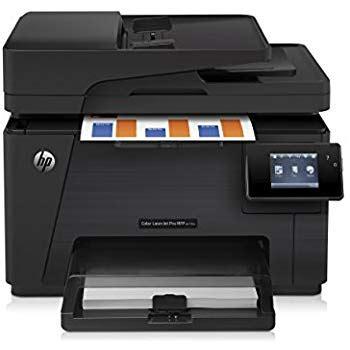 hp color laser pro mfp printer m477fnw cf377a hp laserjet pro m277dw wireless all in one color printer