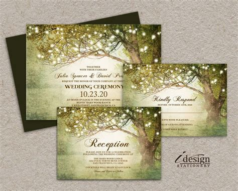 wedding invitations tree theme top 25 best tree themed wedding ideas on wood