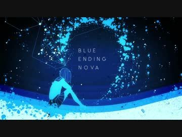 blue ending blue ending xfd はるまきごはん feat 初音ミク by はるまきごはん