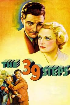 the 39 steps 1935 directed by alfred hitchcock