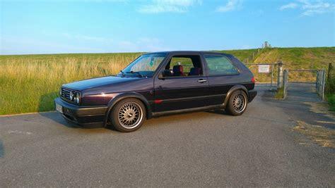 Wie Oft Soll Man Auto Polieren by Mein 90er Golf 2 F I Zur 252 Ck Auf Der Stra 223 E Jetzt Als Gti