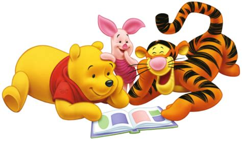 imagenes de winnie pooh leyendo free disney s winnie the pooh and friends clipart and