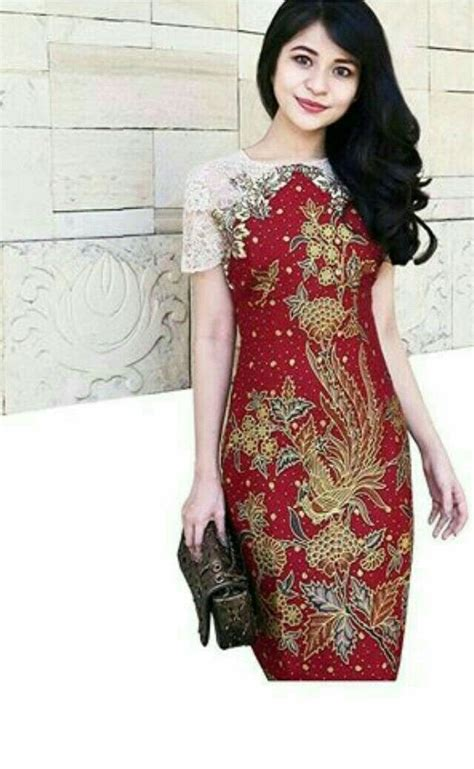 Dress Brukat Kombinasi Batik 89 best kebaya by xaverana images on batik