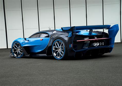 bugatti truck bugatti unveils its vision gran turismo show car at