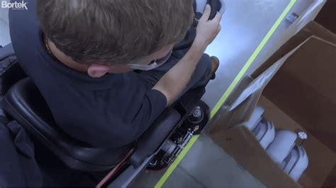 Floor Operator Advance Sc6000 Sweeper Scrubber Bortek Industries Inc 174
