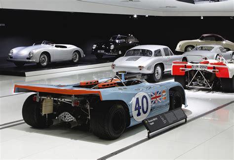 Porsche 908 03 Spyder 1970 Porsche Museum