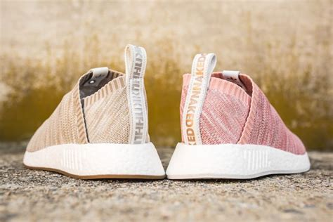 Kith X X Adidas Nmd City Sock 2 Pink Premium Original kith x x adidas nmd cs2 release date sneaker bar