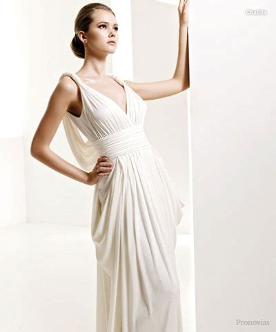 yunani dress organza grecian wedding dresses sang maestro
