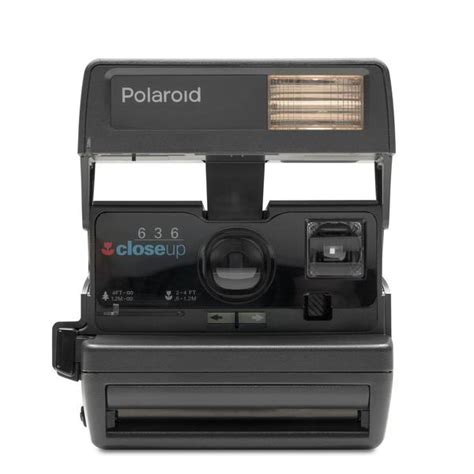 polaroid instant 600 grey polaroid 600 onestep closeup instant analog