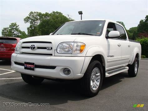 2006 Toyota Tundra 4x4 For Sale 2006 Toyota Tundra Limited Cab 4x4 In White