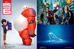 Walt disney reveals movie offerings for 2015 movies special reports