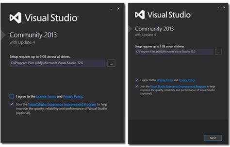visual studio 2015 preview visual studio community 2013 visual studio community 2013 how to install and set up