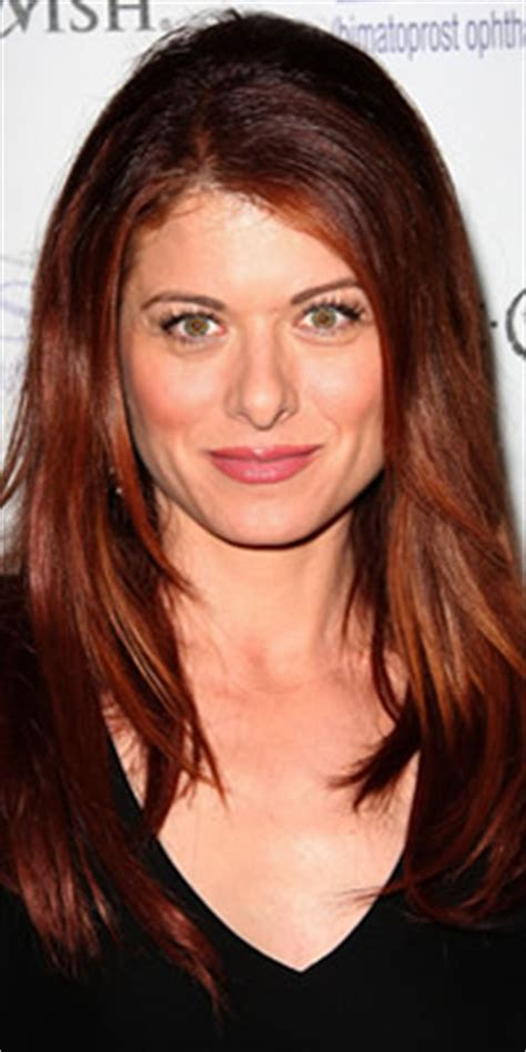debra messing hair color go gold with a master colorist and more winning tips