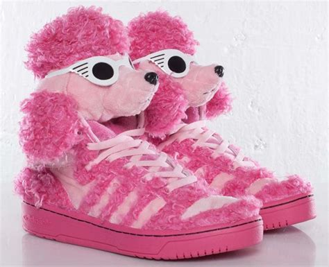 x adidas pink poodle new images adidas pink poodle