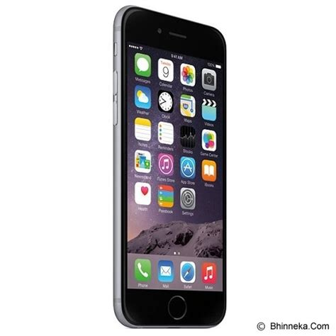 jual apple iphone 6 16gb space grey merchant murah bhinneka