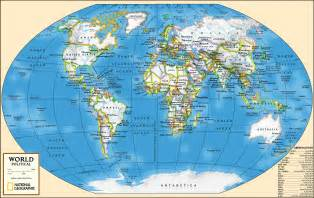 Map Or World by World Political Map Images