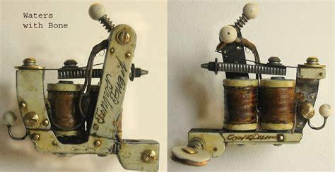 Handmade Machines - jonsey liner machine bernhard garge irons