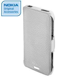 nokia cp 501 carrying for nokia e7 white