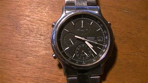 Seiko 7t32 how i restored a seiko 7t32 6a5a s quartz chronograph