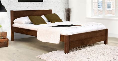 wooden bed frames uk oxford bed get laid beds