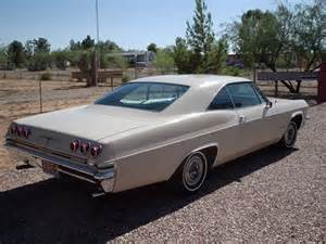 1965 Chevrolet Impala Ss For Sale 1965 Chevrolet Impala Ss For Sale By Owner