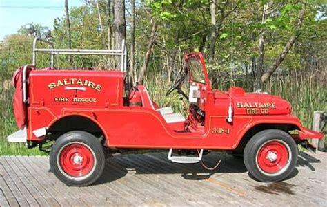 jeep fire truck willys jeep fire trucks