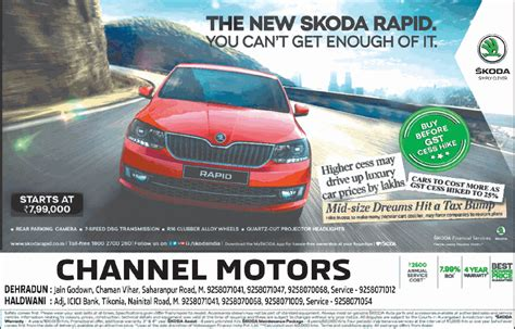 The Adverts We Cant Get Enough Of by View Collection Of Skoda Cars Advertisements In