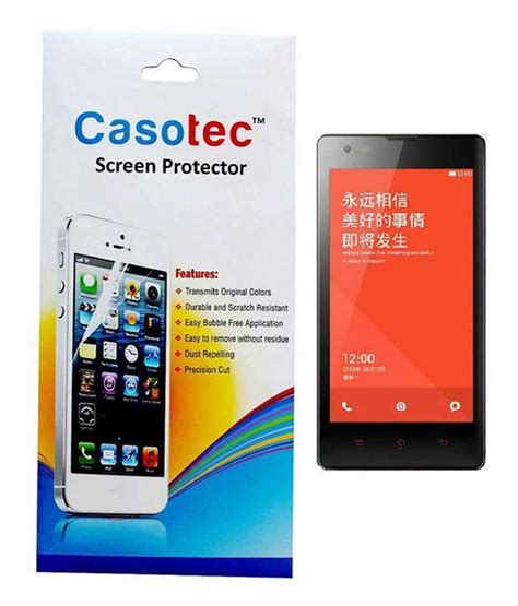 Anti Glare Xiaomi Redmi 1s xiaomi redmi 1s antiglare screen guard by casotec buy