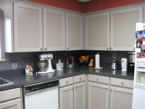 Tin Backsplashes For Kitchens by Faux Tin Backsplash De Leon Texas Decorative Ceiling