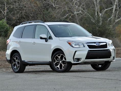 subaru crossover 2016 review 2016 subaru forester ny daily news