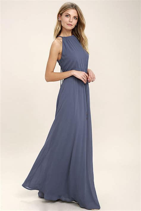 Dress Rumbai Fk 52b Green eye catching denim blue be mellow maxi dress womens dresses find high heels sandals