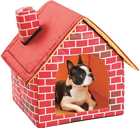 brick dog house etna portable brick dog house warm and cozy indoor outdoor great for dogs cats