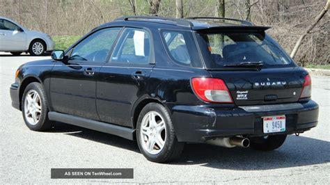 subaru turbo wagon 2003 subaru impreza wrx sport wagon related infomation