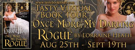 Hr Once More My Rogue spotlight giveaway once more my rogue by lorraine heath harlequin junkie