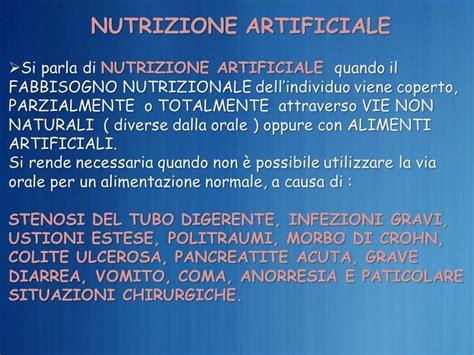 alimentazione artificiale parenterale assistenza alla persona ppt scaricare