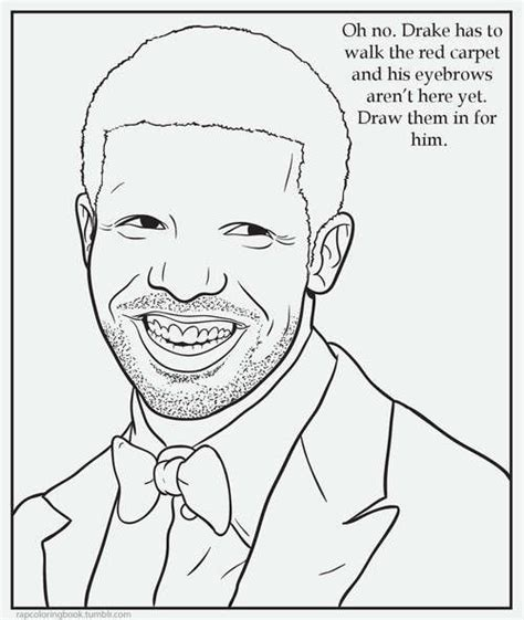 Meme Coloring Book - hip hop cartoon blogs rap coloring book
