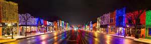 rochester michigan lights rochester community michigan history