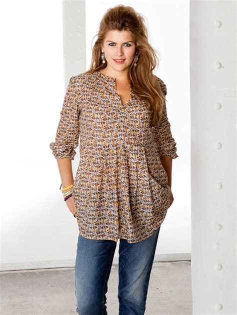 printed tunic plus size 01 2013 133a sewing patterns