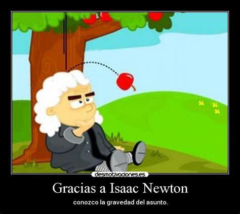quien era newton gravedad prohibida