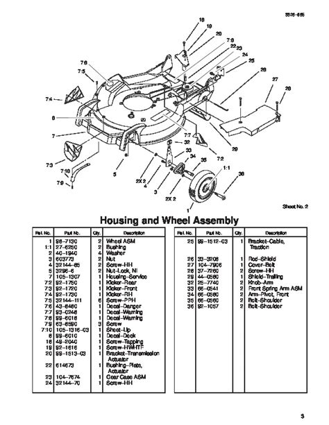 toro personal pace lawn mower parts diagram toro 20038 21 inch recycler lawn mower parts catalog