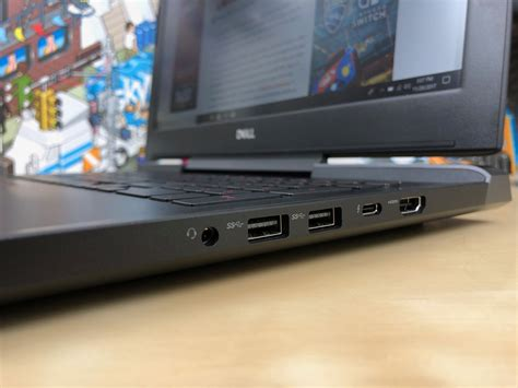 Laptop Dell Gaming dell inspiron 15 7000 gaming laptop review ign technology news