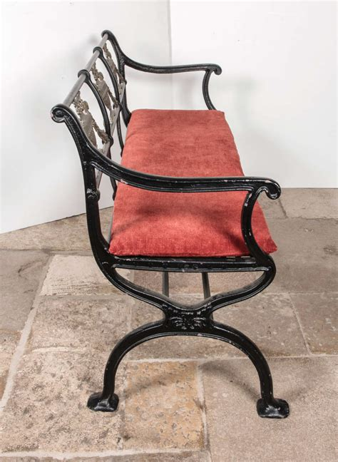 Patio Furniture Sets Cast Iron Set Of Cast Iron And Bronze Garden Furniture For Sale At