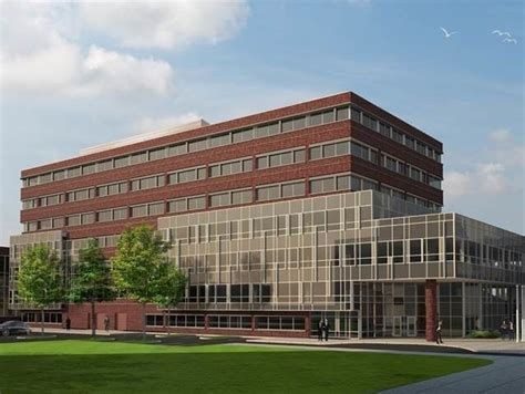 Erie Post Office by Erie Insurance Plans New 135m Office Building