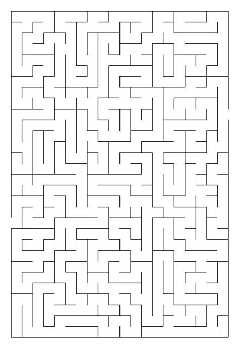 maze runner printable 249 best images about f labyrinthe on pinterest