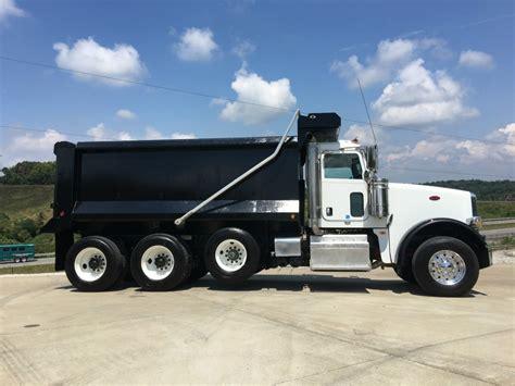 peterbilt trucks for sale 2016 peterbilt 367 tri axle dump truck for sale