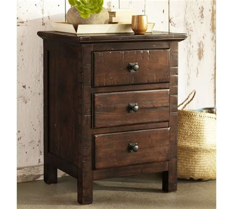 Bedside Table Pottery Barn