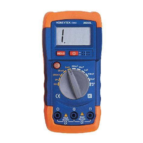 inductance testing meter a6243l digital inductance meter