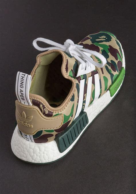 Adidas Nmd Bape Premium Quality bape x adidas nmd r1 sneakerfiles